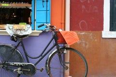 Rocznika bicykl Obrazy Royalty Free