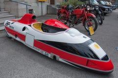 Rocznika bieżny sidecar Obrazy Royalty Free