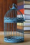 Rocznika Birdcage Obraz Royalty Free