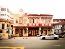 Rocznika budynek Zdjęcie Royalty Free