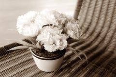 Rocznika bukieta stylowy kwiat Zdjęcia Royalty Free