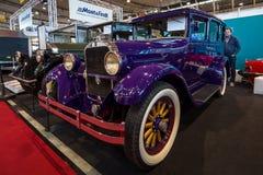 Rocznika Dodge braci samochodowy standard Sześć, 1928 Obraz Royalty Free