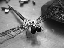 Rocznika dragonfly broszka Obrazy Royalty Free