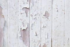 Rocznika drewna ściana Fotografia Royalty Free