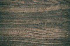 Rocznika drewna stołu i wieśniak tekstury nawierzchniowy zbożowy tło Fotografia Stock
