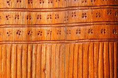 Rocznika drewna tło Fotografia Stock