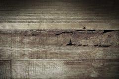 Rocznika drewna tło Obraz Royalty Free
