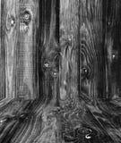 Rocznika drewna tekstura Obraz Royalty Free