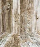 Rocznika drewna tekstura Obrazy Stock