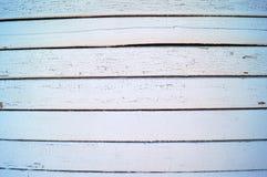 Rocznika drewniany biały tło Tło dla teksta, sztandar, etykietka Zdjęcia Royalty Free