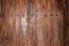 Rocznika drewniany brown tło Tło dla teksta, sztandar, etykietka Fotografia Stock
