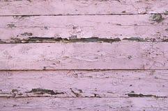 Rocznika drewniany różowy tło Tło dla teksta, sztandar, etykietka Obrazy Stock