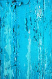 Rocznika drewniany tło z obieranie farbą Obraz Royalty Free
