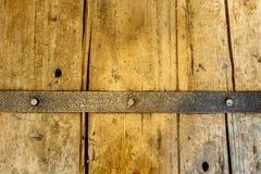 Rocznika drewniany tło Obrazy Stock