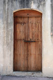 Rocznika drzwi Obraz Stock