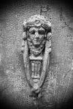 Rocznika egipta drzwi Zdjęcia Stock