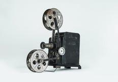 Rocznika ekranowy projektor fotografia stock