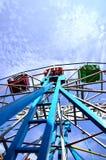 Rocznika Ferris koło Fotografia Royalty Free
