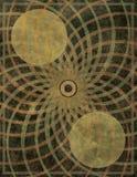 Rocznika Graficznego projekta Retro tło Zdjęcie Royalty Free