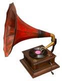 Rocznika gramofon Obrazy Stock