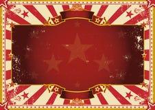 Rocznika grunge horyzontalny tło Zdjęcia Royalty Free