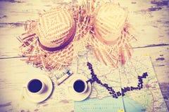 Rocznika instagram lata przygody stylizowany pojęcie Fotografia Royalty Free