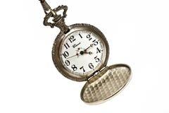 rocznika kieszeniowy zegarek Obraz Stock