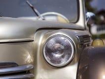 Rocznika Klasyczny samochód zdjęcie royalty free