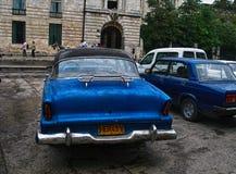 rocznika klasyka samochód Fotografia Royalty Free