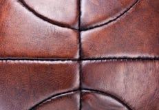 Rocznika kosza piłka Obrazy Stock