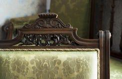 Rocznika krzesła tekstura Obraz Royalty Free