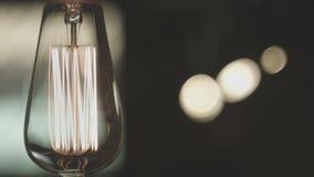 Rocznika loft lampy światło Stara żarówka Antykwarska żarówka zbiory