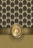 Rocznika luksusu tło Obraz Royalty Free