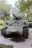 Rocznika M4A3 Sherman zbiornik Zdjęcia Royalty Free