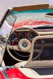 Rocznika Mercedes-Benz 230 SL weterana samochodowy oldsmobile narządzanie dla Saalbach klasyka wiecu Obraz Stock