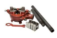 Rocznika metalworking narzędzie dla ciąć śrubową nić Zdjęcie Stock