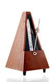Rocznika metronom obraz stock