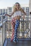 Rocznika model Zdjęcie Royalty Free