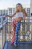 Rocznika model Zdjęcia Royalty Free