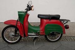 Rocznika motocykl Zdjęcia Stock