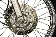 Rocznika motocykl zdjęcie royalty free