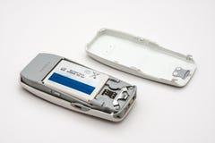 Rocznika Nokia telefon od 2000s Obrazy Stock