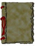 Rocznika Notepad Zdjęcie Royalty Free