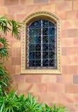 Rocznika okno Obrazy Royalty Free