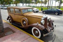 Rocznika Packard samochód Obraz Stock