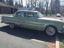 1953 rocznika Packard samochód Zdjęcie Stock