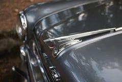 Rocznika Peugeot symbol zdjęcie royalty free