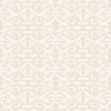 Rocznika piękny tło, królewski adamaszkowy ornament Obrazy Royalty Free