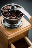 Rocznika ręczny kawowy ostrzarz Obraz Stock