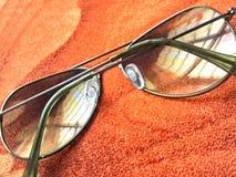 Rocznika Ray zakaz Sunglass Zdjęcie Royalty Free